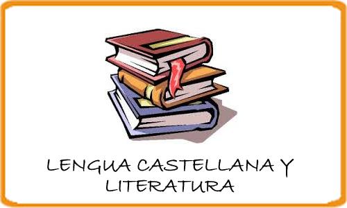 LENGUA CASTELLANA Y LITERATURA | IES José Conde García